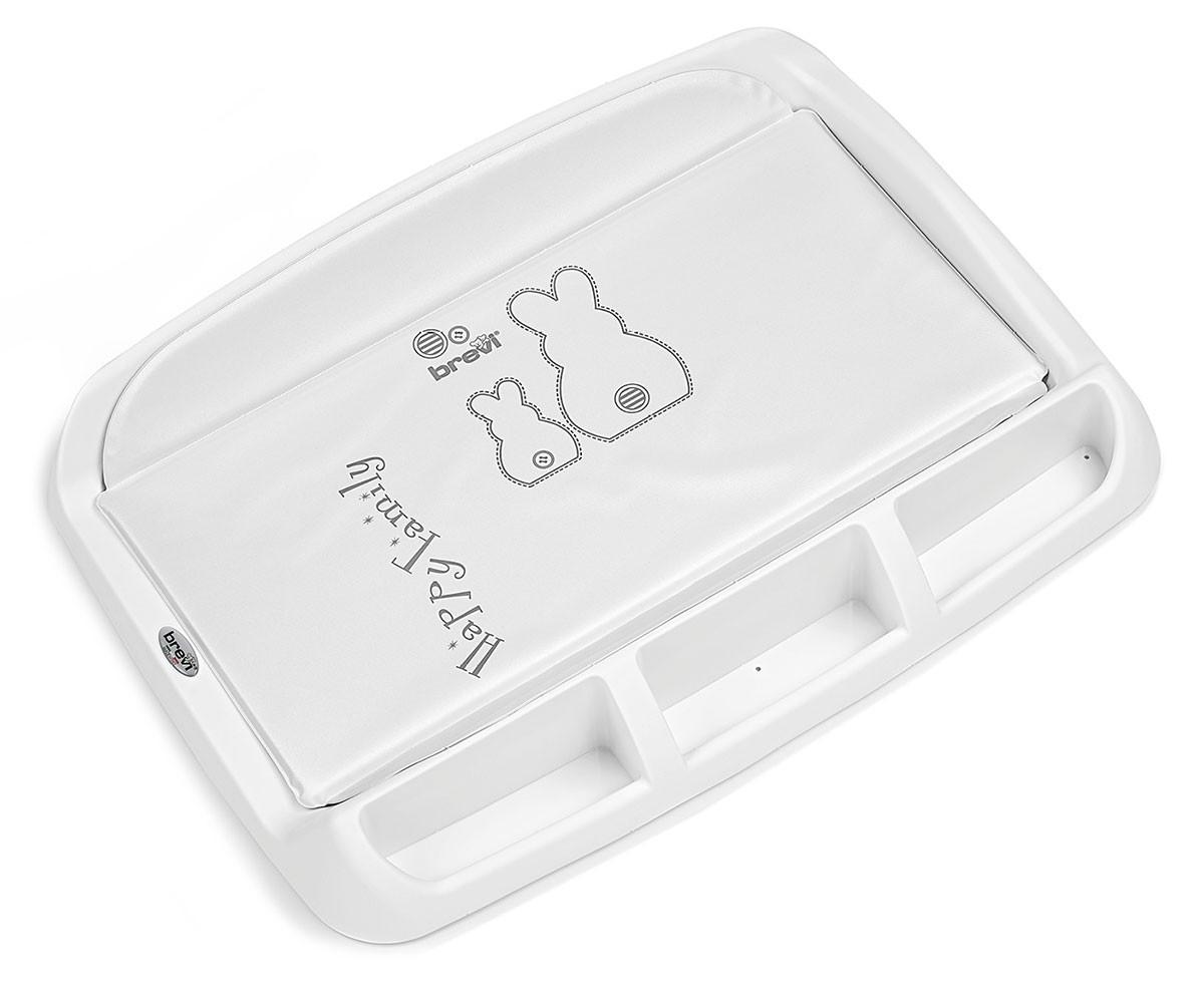 Plan à langer Tablet Brevi Bianconiglio