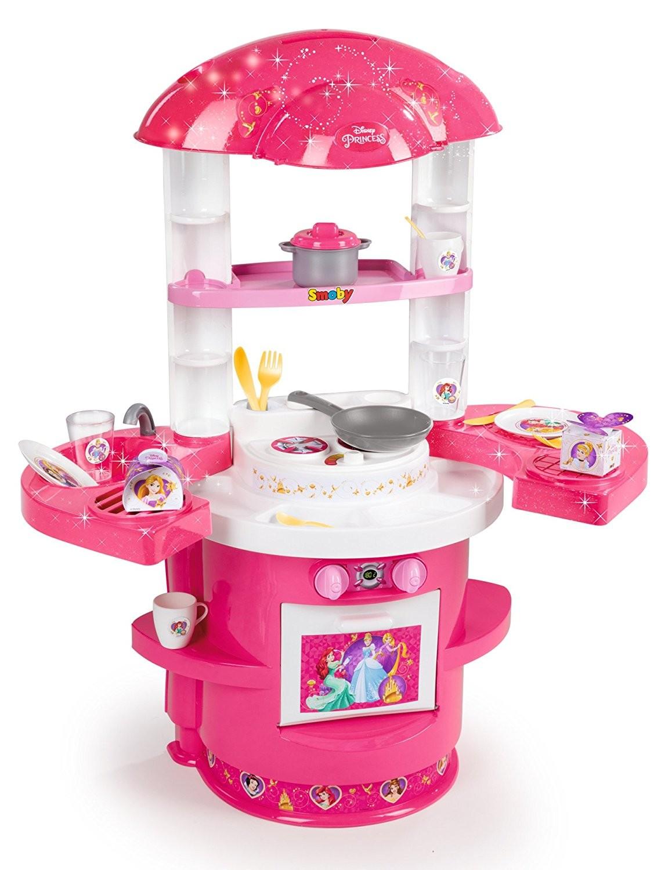 Cocina Princesas Disney Smoby