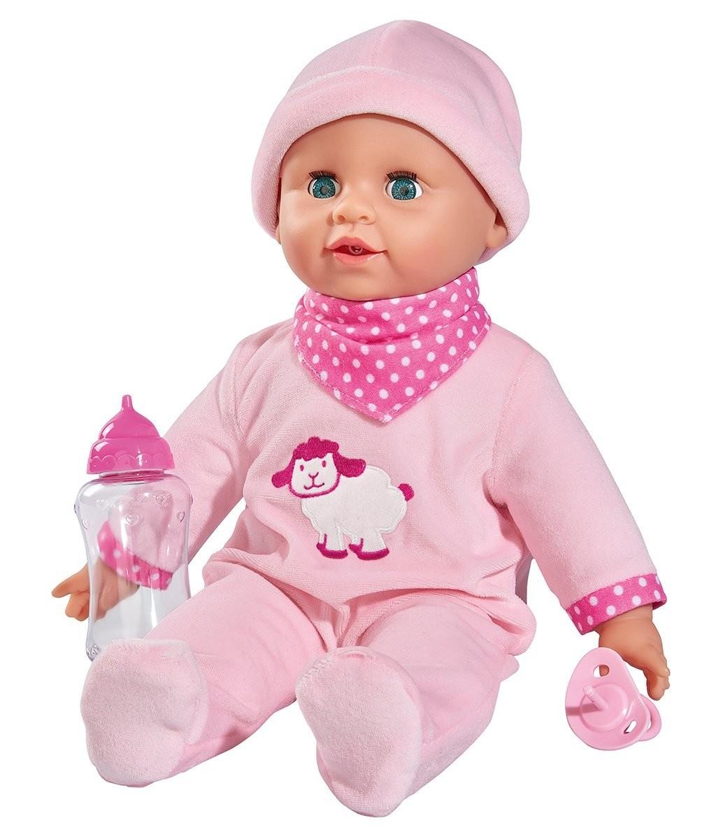 Bambola Baby Laura Parla e Piange