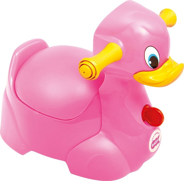 Ok Baby Kindertöpchen Quack Pink