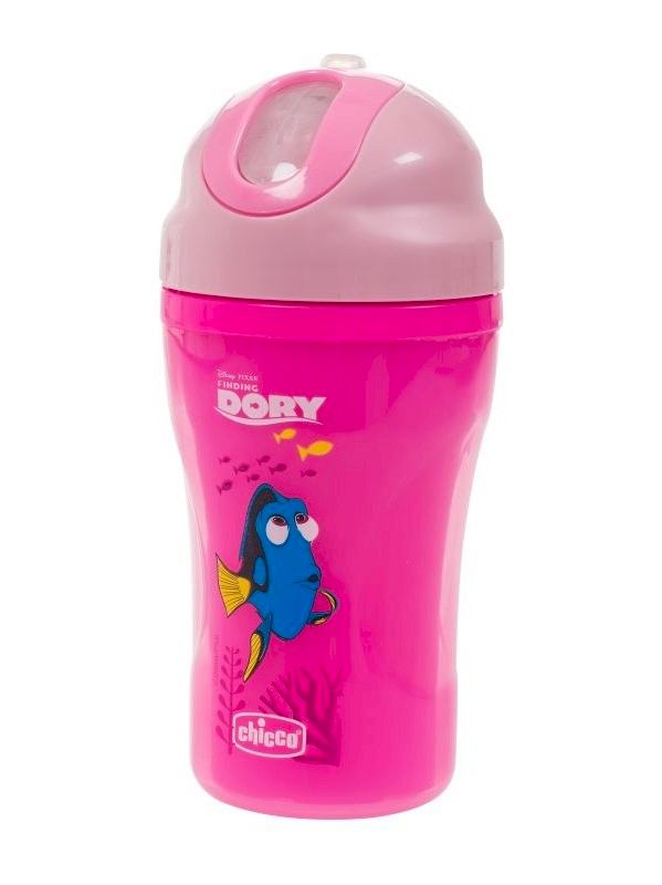 Chicco Trinkbecher Findet Dory Rosa