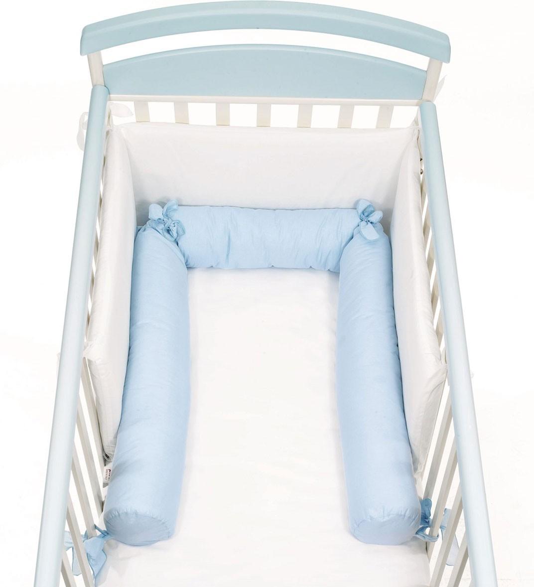 Réducteur de Lit bébé Bombolino Picci Bleu