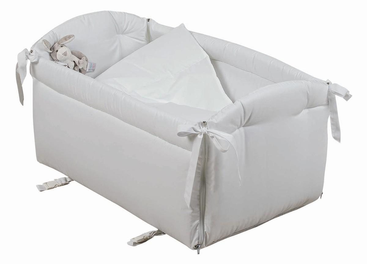 Picci Mini-Berceau Blanc