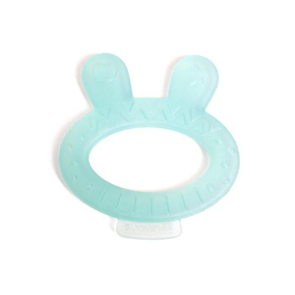 Anello Dentizione Coniglietto Suavinex Blu