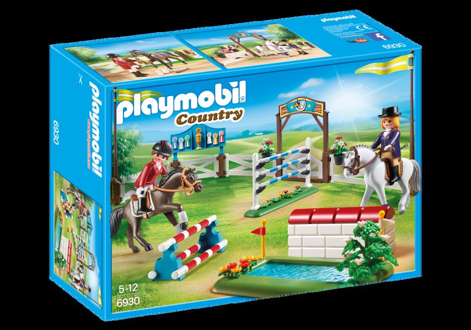 Playmobil Compétition d'Équitation