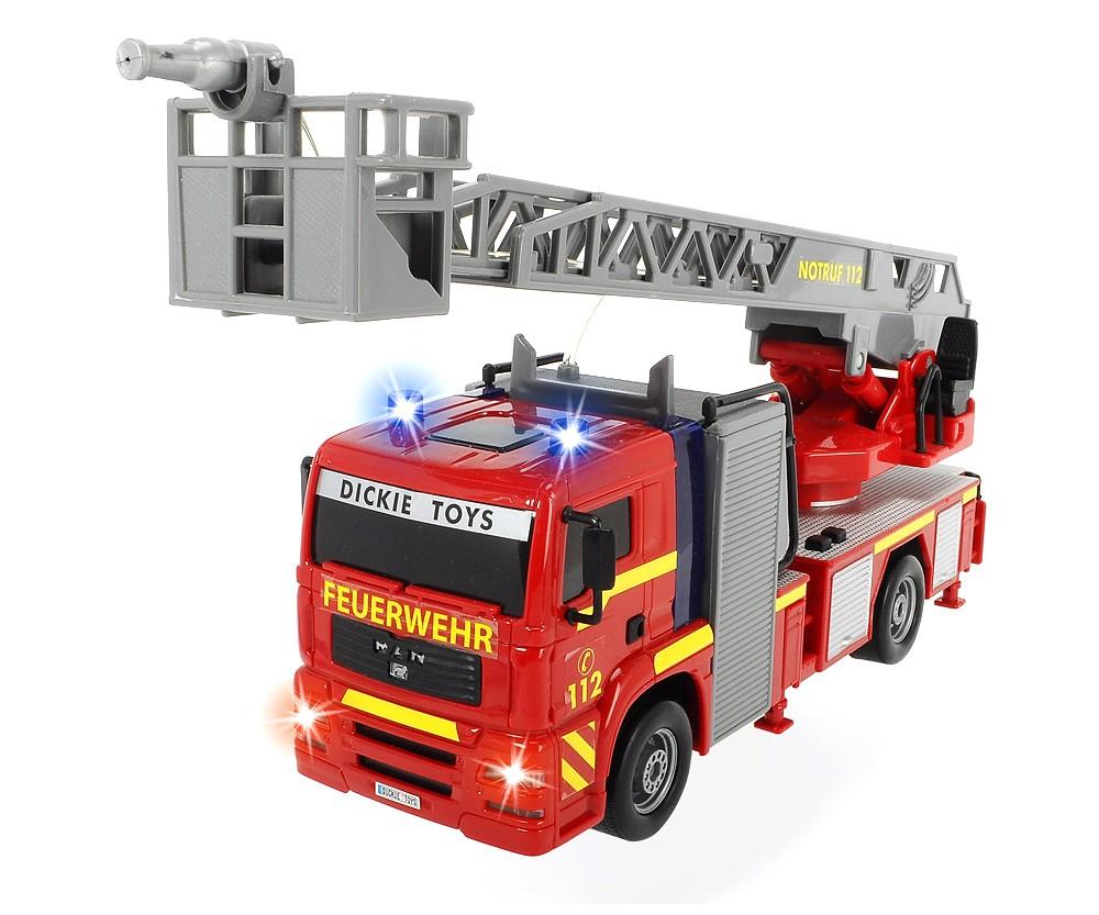 Camión de bomberos Dickie