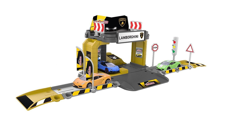 Sala de exposición Lamborghini Creatix