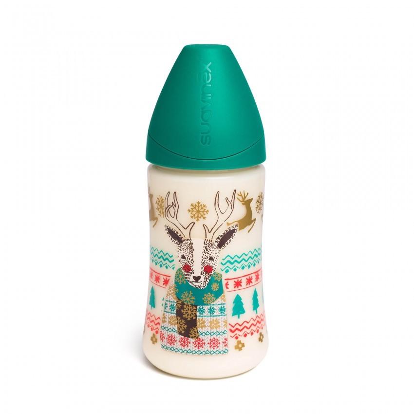 Biberon Suavinex 270 ml - Winter Edition