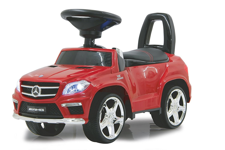 Jamara Mercedes Gl63 Amg Rossa