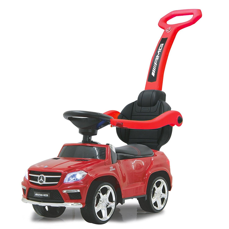 Jamara Mercedes Gl63 Amg Rossa Con Asta