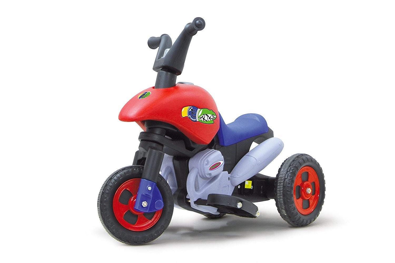 Ride-on E-Trike c. pulsante direzione