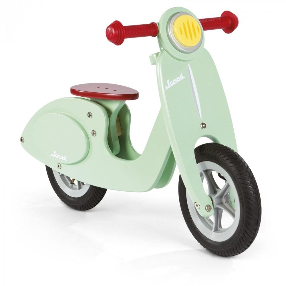 Vélo sans Pedales Vespa Vert