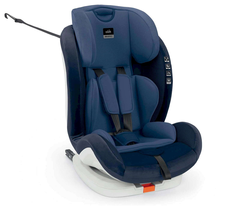 Cam Siège-Auto Calibro Isofix Bleu