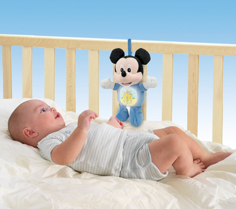Baby Topolino Peluche Educativo Clementoni