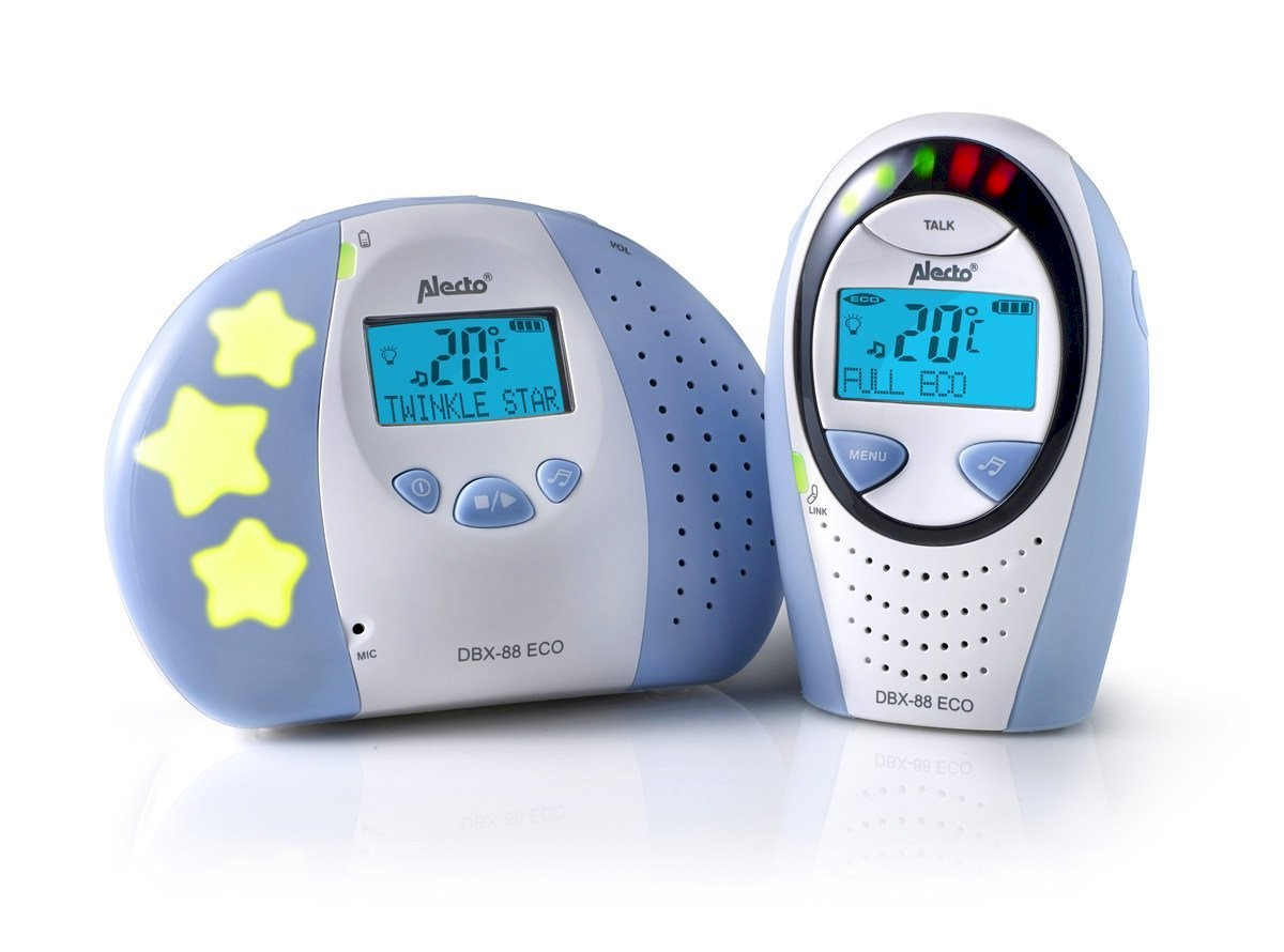 Baby Monitor con Luce Notturna