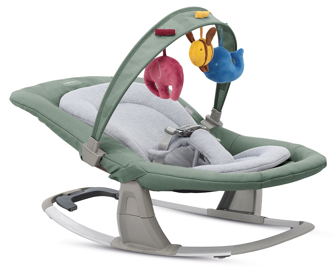 Babywippe Lounge Mint