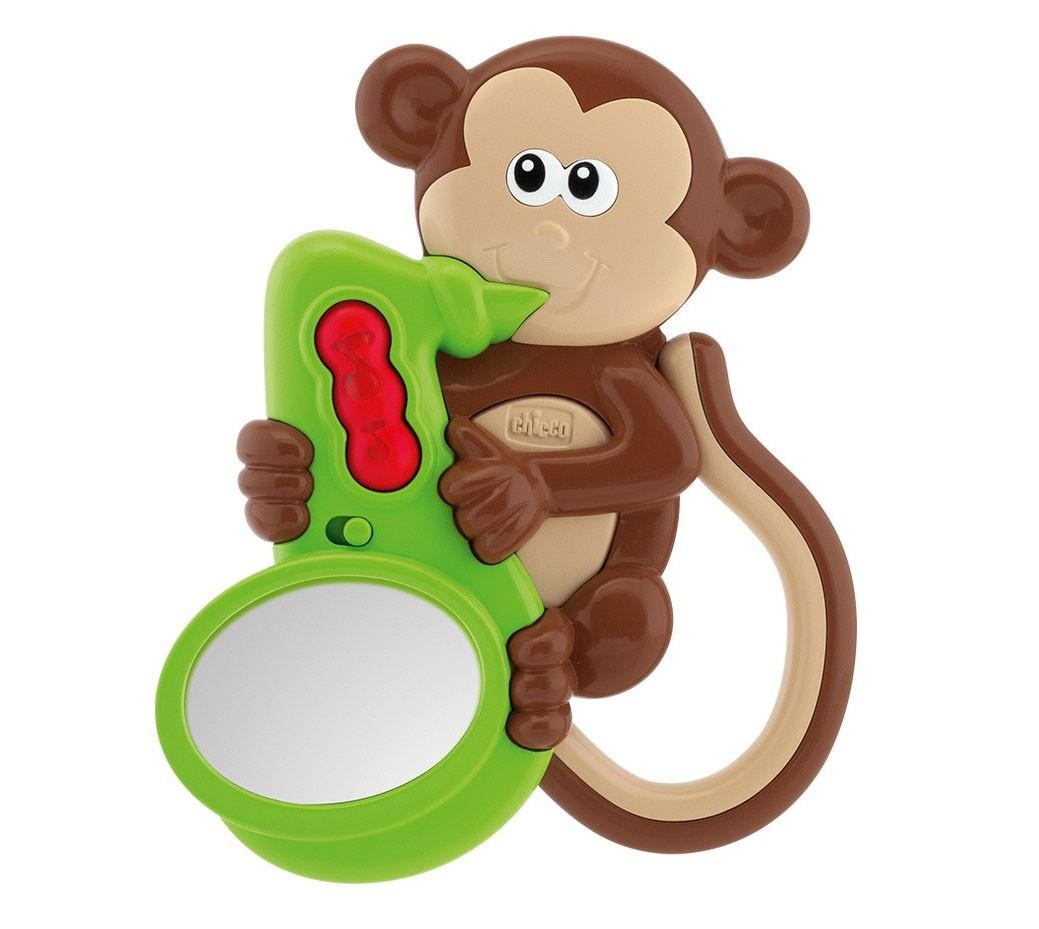 Trillino Musicale Scimmia Chicco