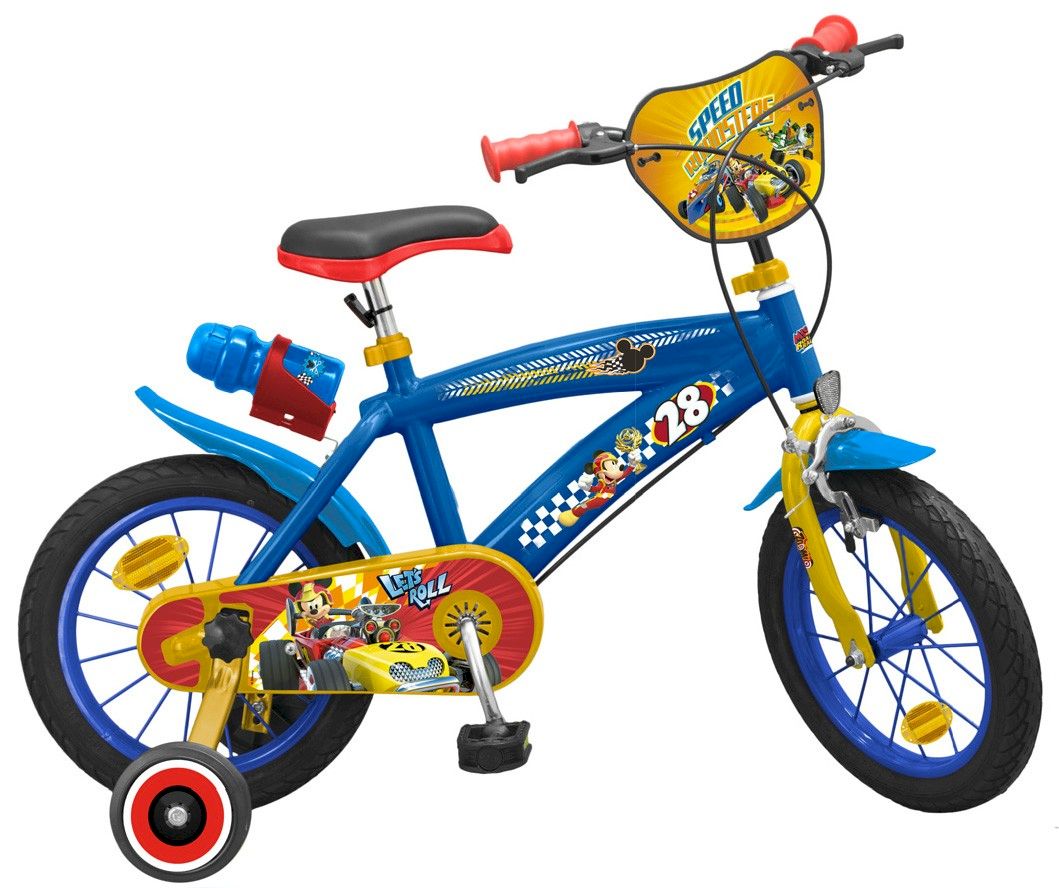 Bicicleta Mickey Mouse