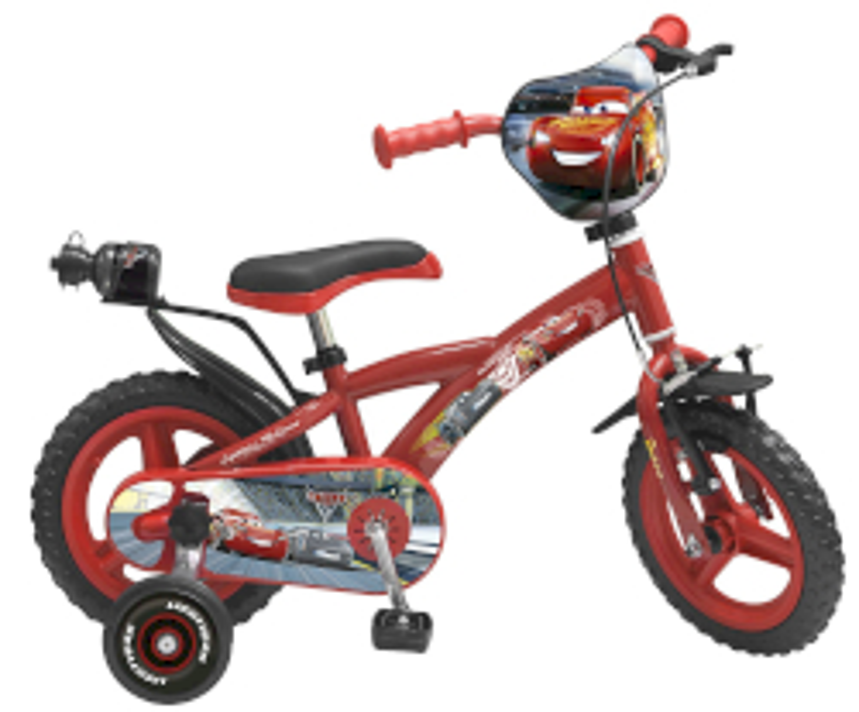 Bicicletta Cars 12