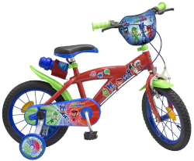 Bicicletta Super Pigiamini 16