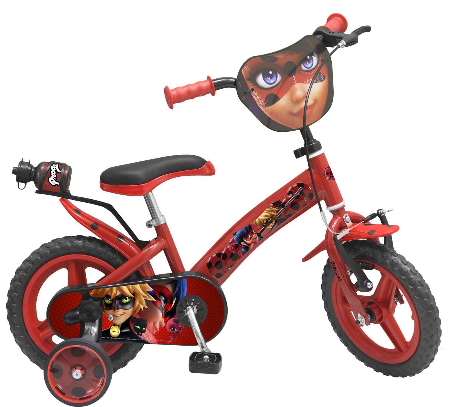 Bicicletta LadyBug 12