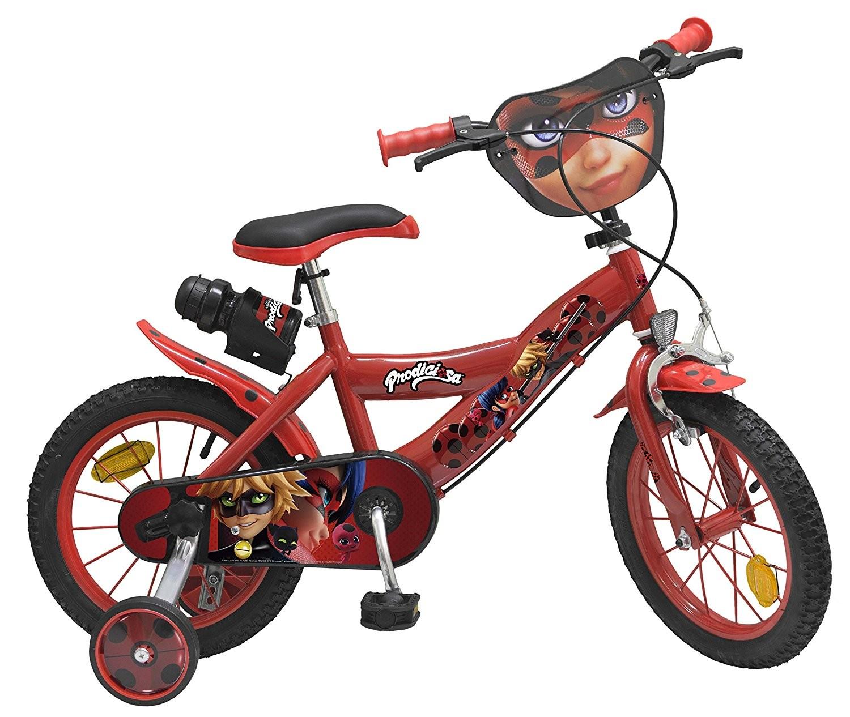 Bicicletta LadyBug 14