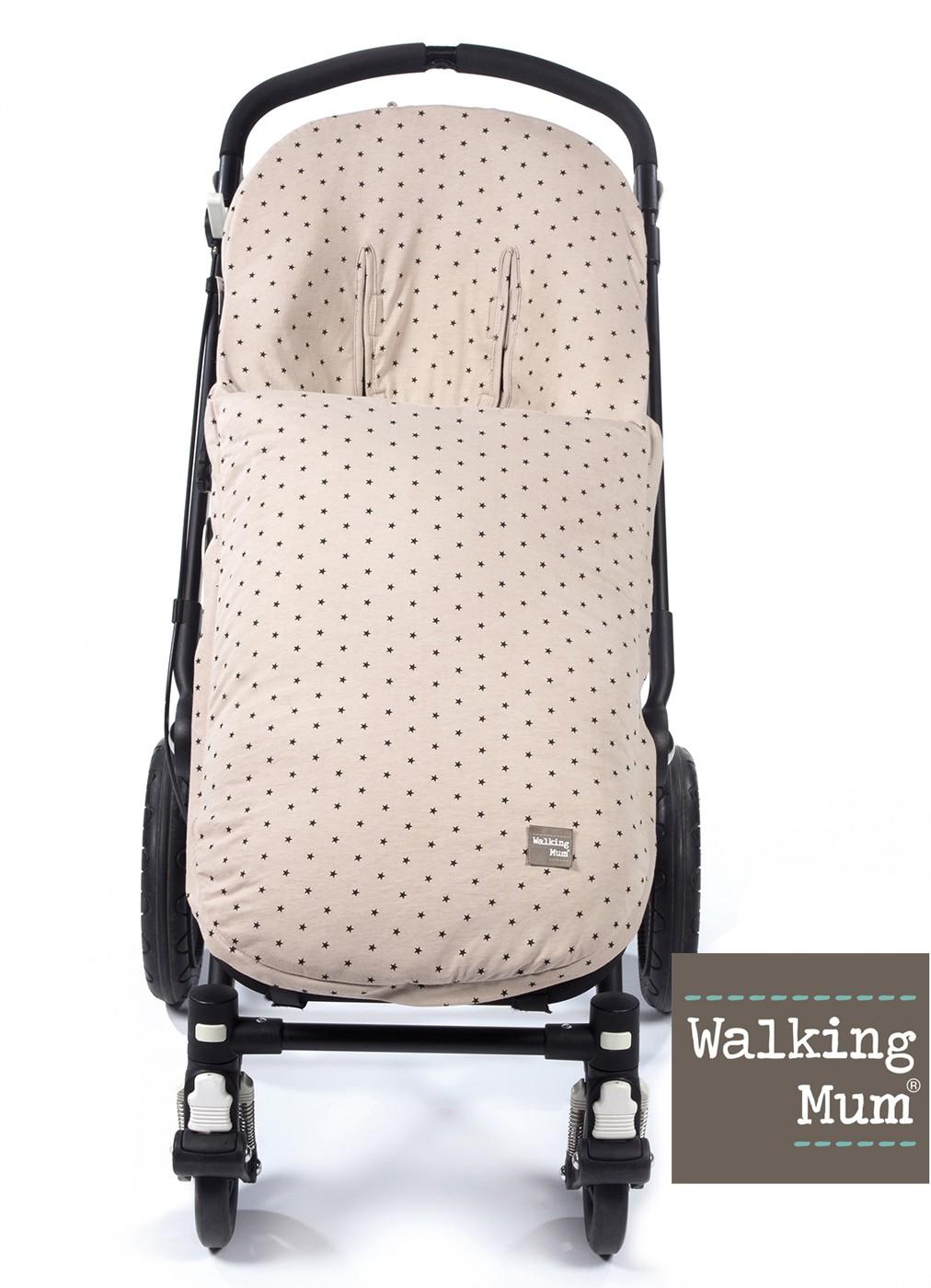Sacco Passeggino Gaby Walking Mum Beige