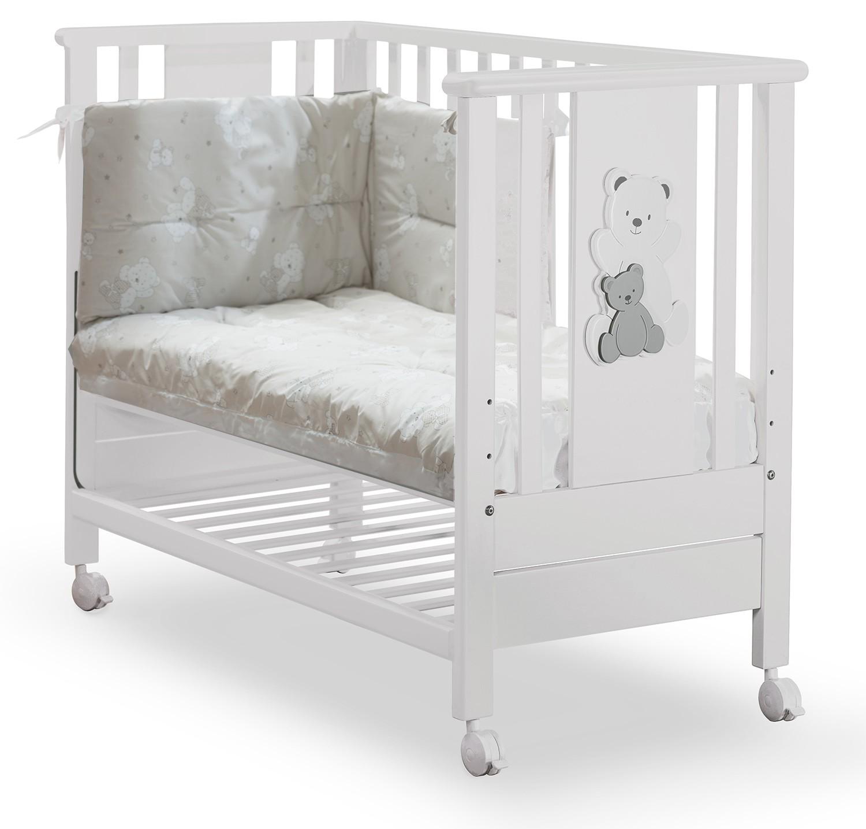 Kinderbett Insieme Weiß