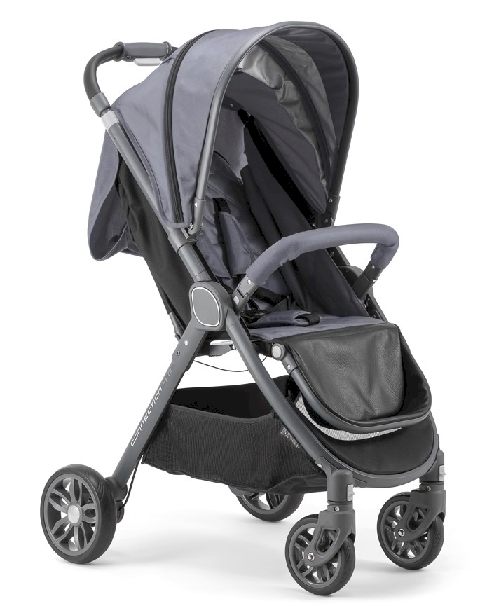 Silla de paseo Pali Connection 4.0 Grey