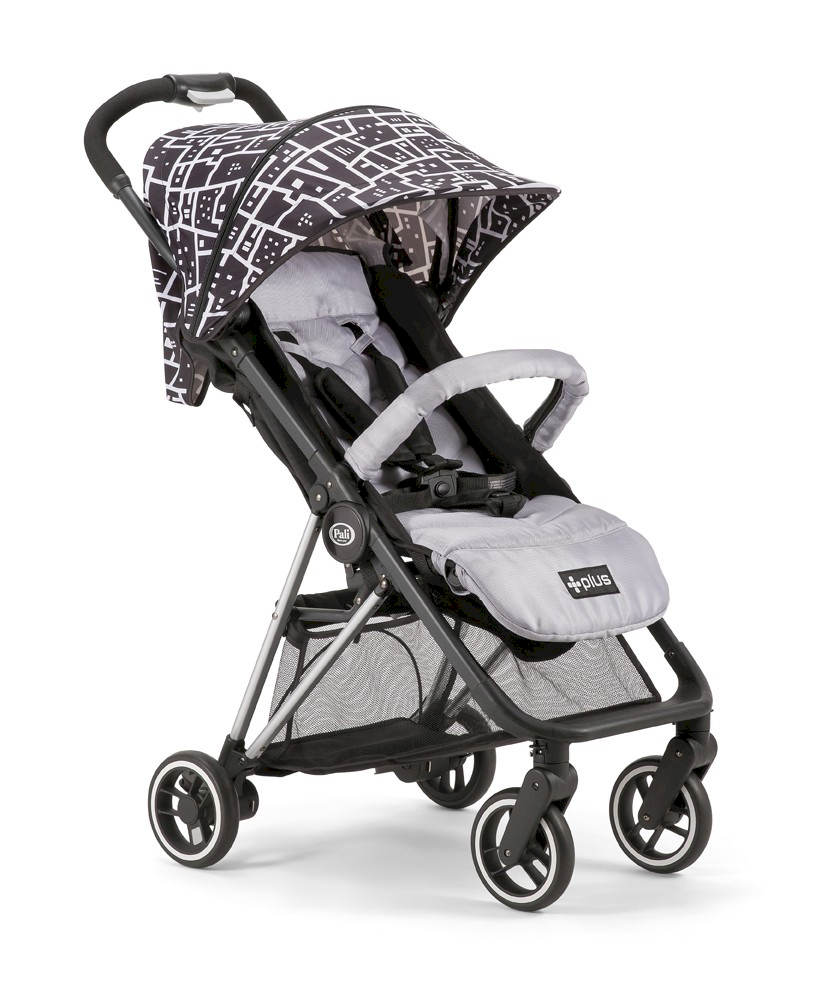 Silla de Paseo Plus Generation Grey City