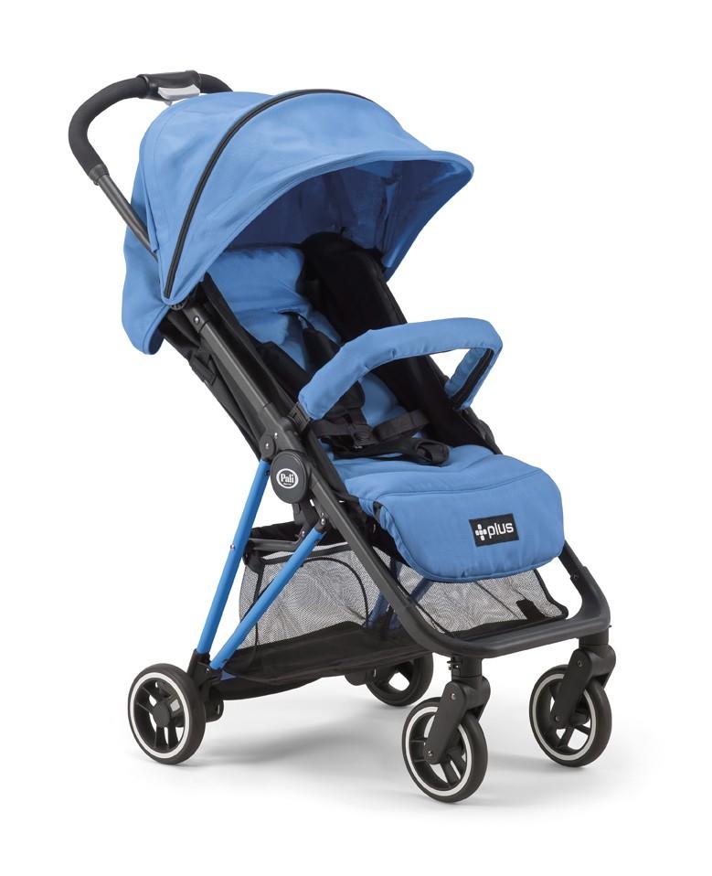 Pali Kinderwagen Plus Seaside Blue