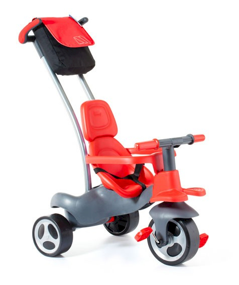 Tricycle Urban Trike Soft Rouge