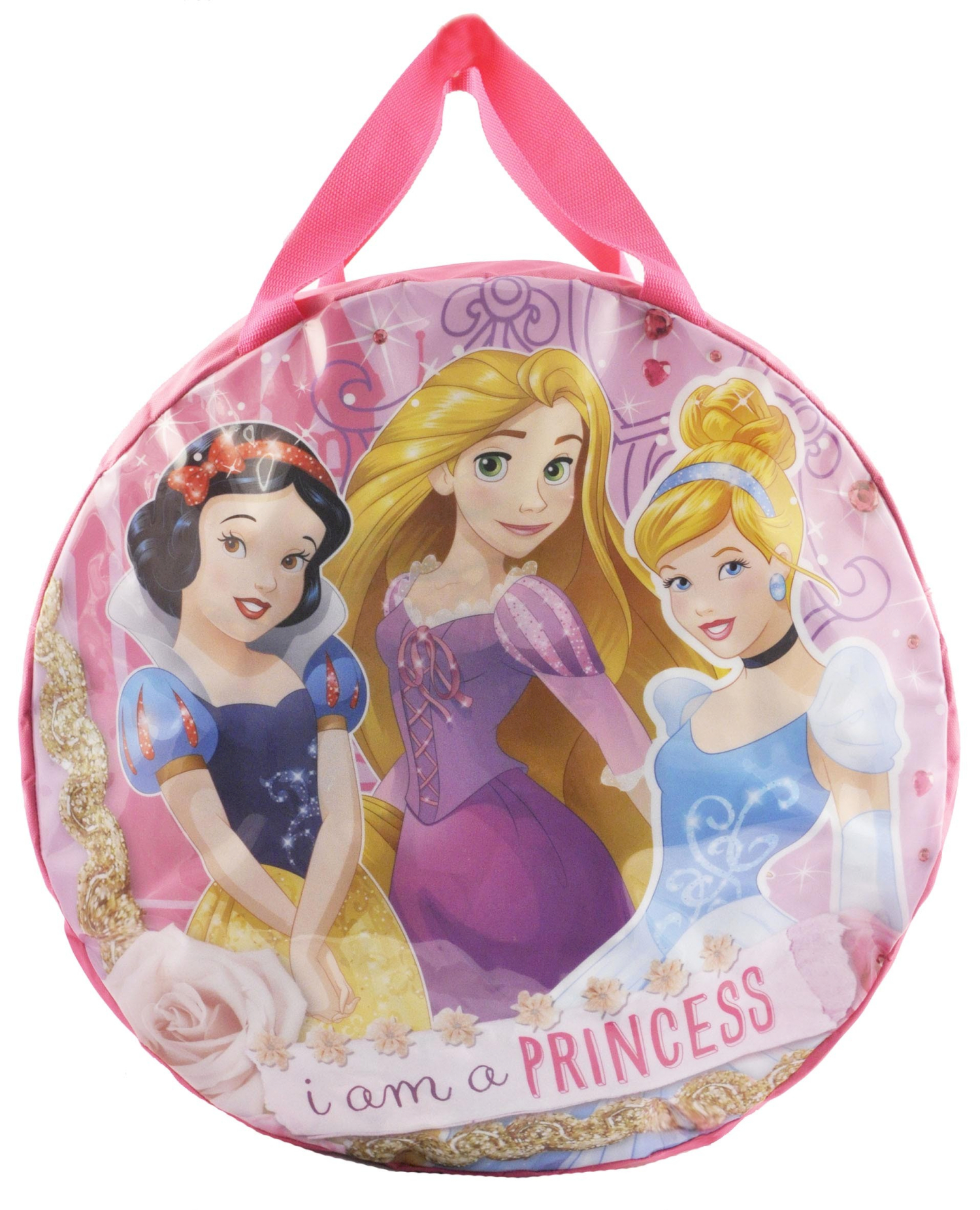 Portagiochi Principesse Disney