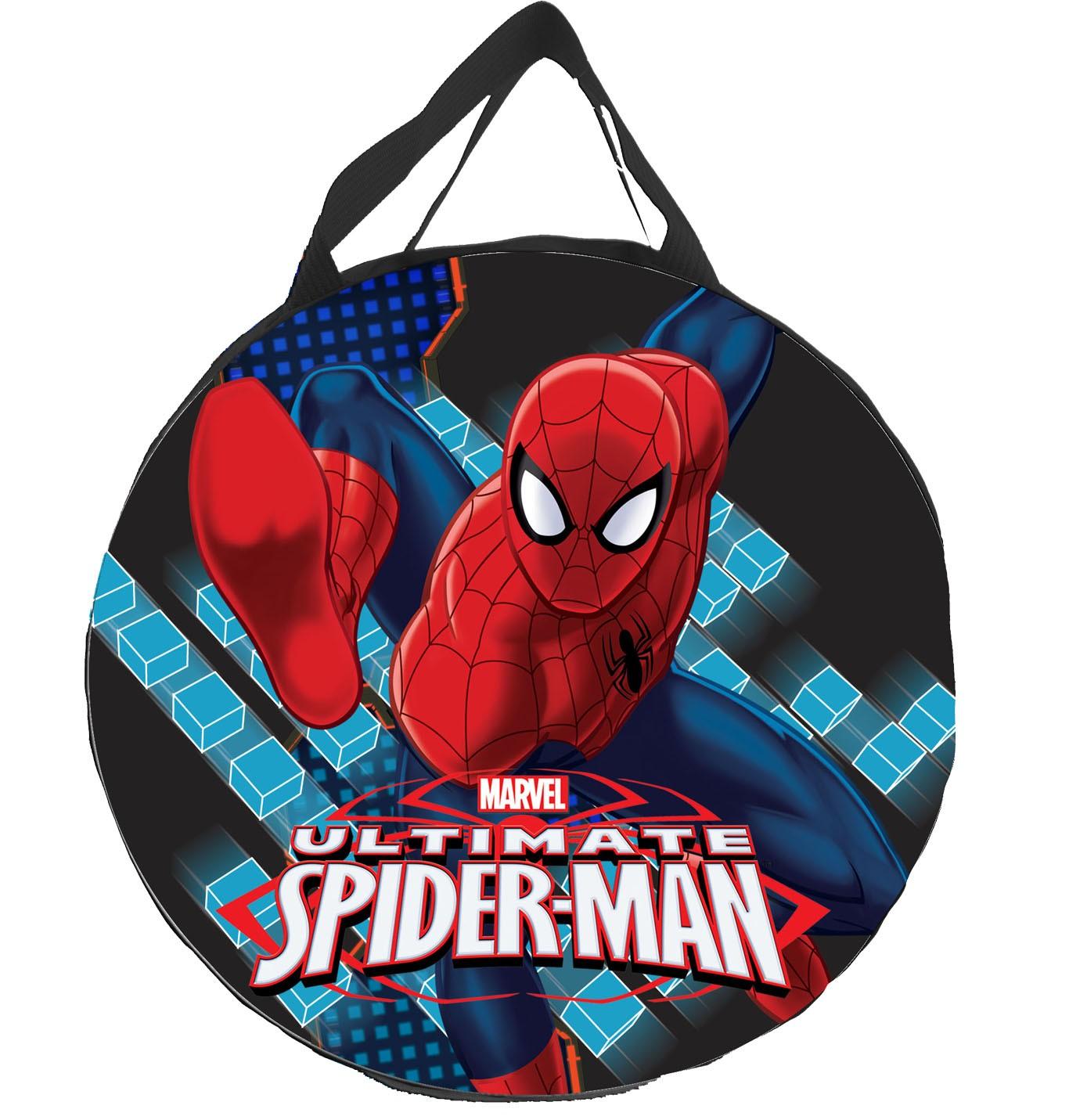 Portagiochi Spiderman
