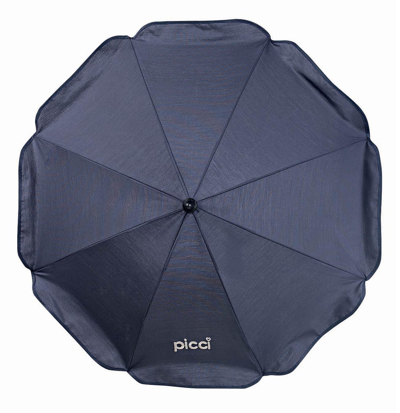 Ombrellino Universale per Passeggino Blu