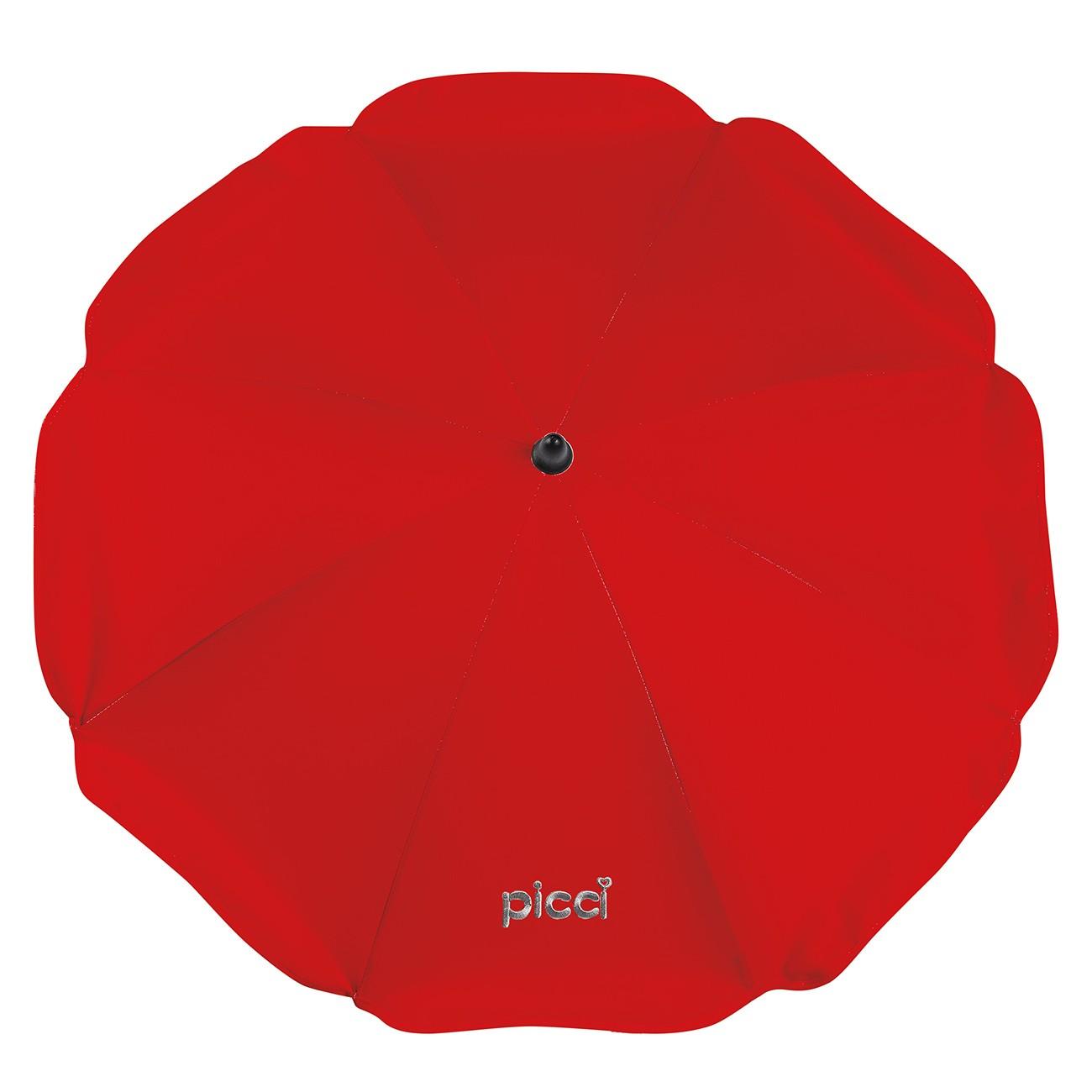 Ombrellino Universale per Passeggino Rosso