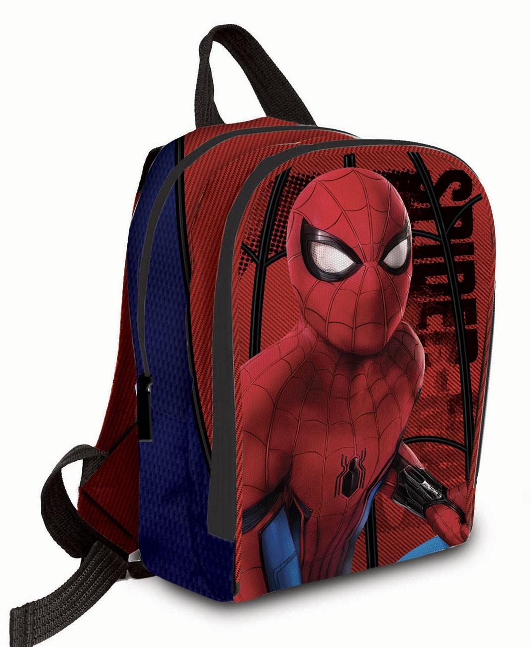 Mochila escolar Spiderman