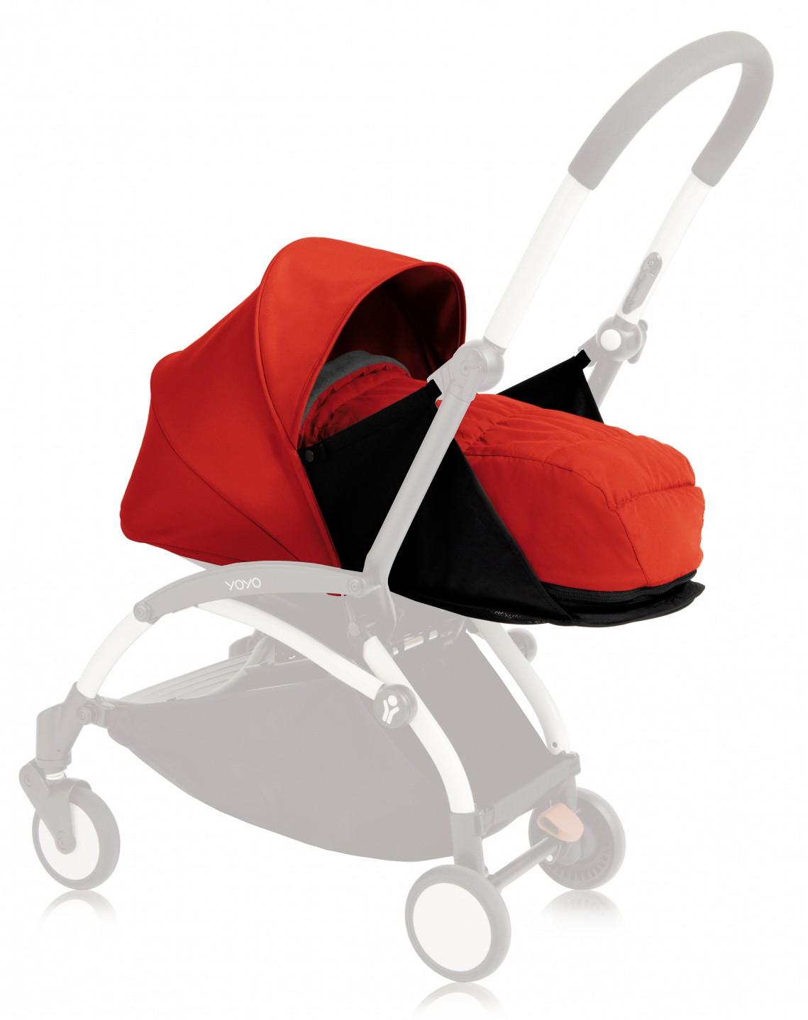 Babyzen Yoyo+ Newborn Pack Red