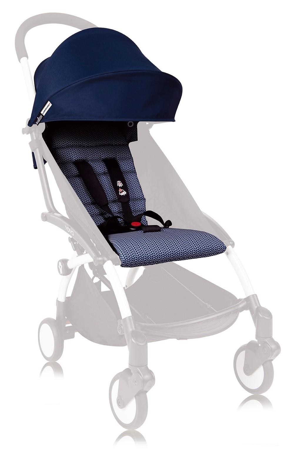 Babyzen Yoyo+ 6+ Textilset Air France