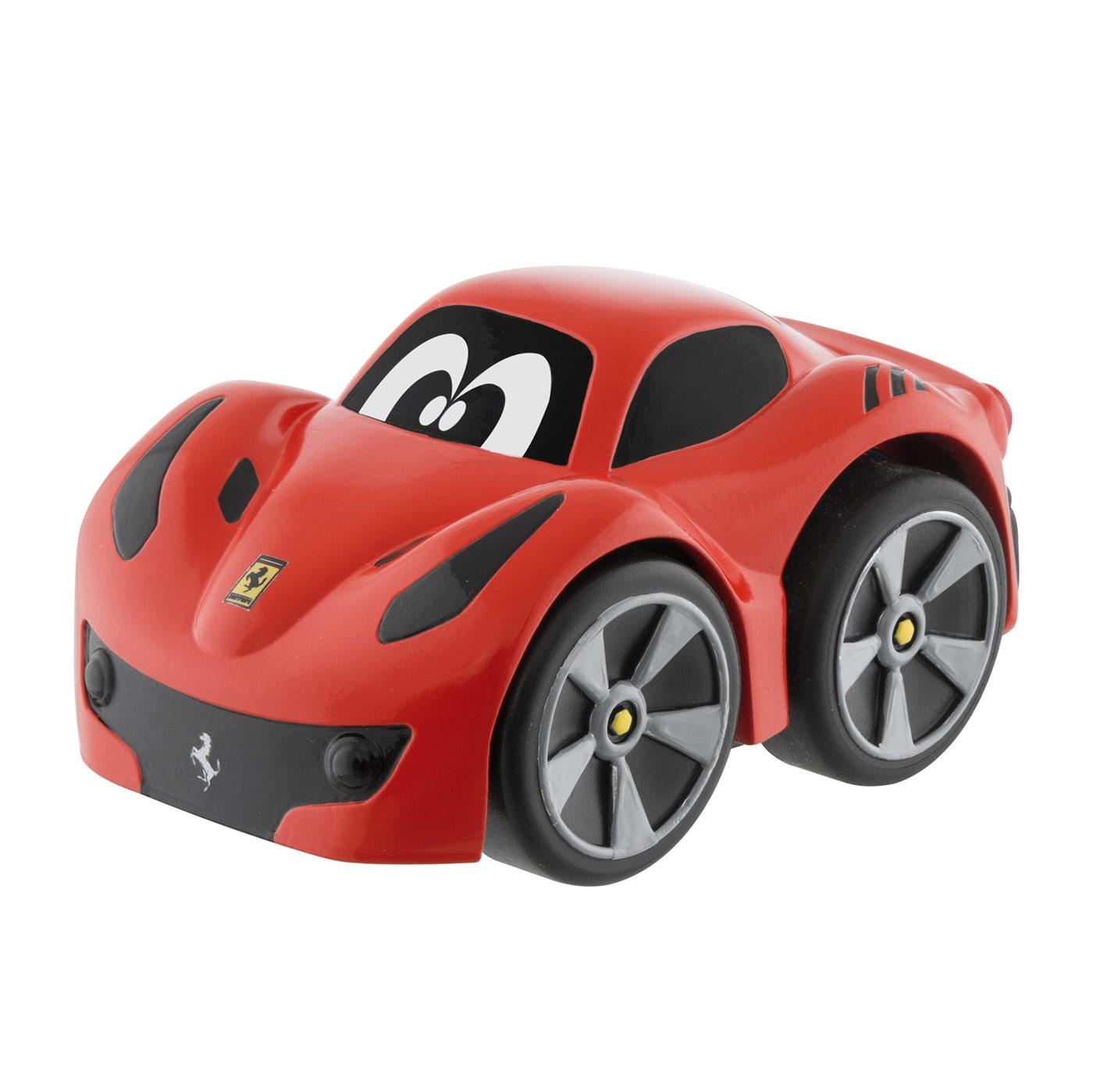 Mini Turbo Touch Ferrari Rossa