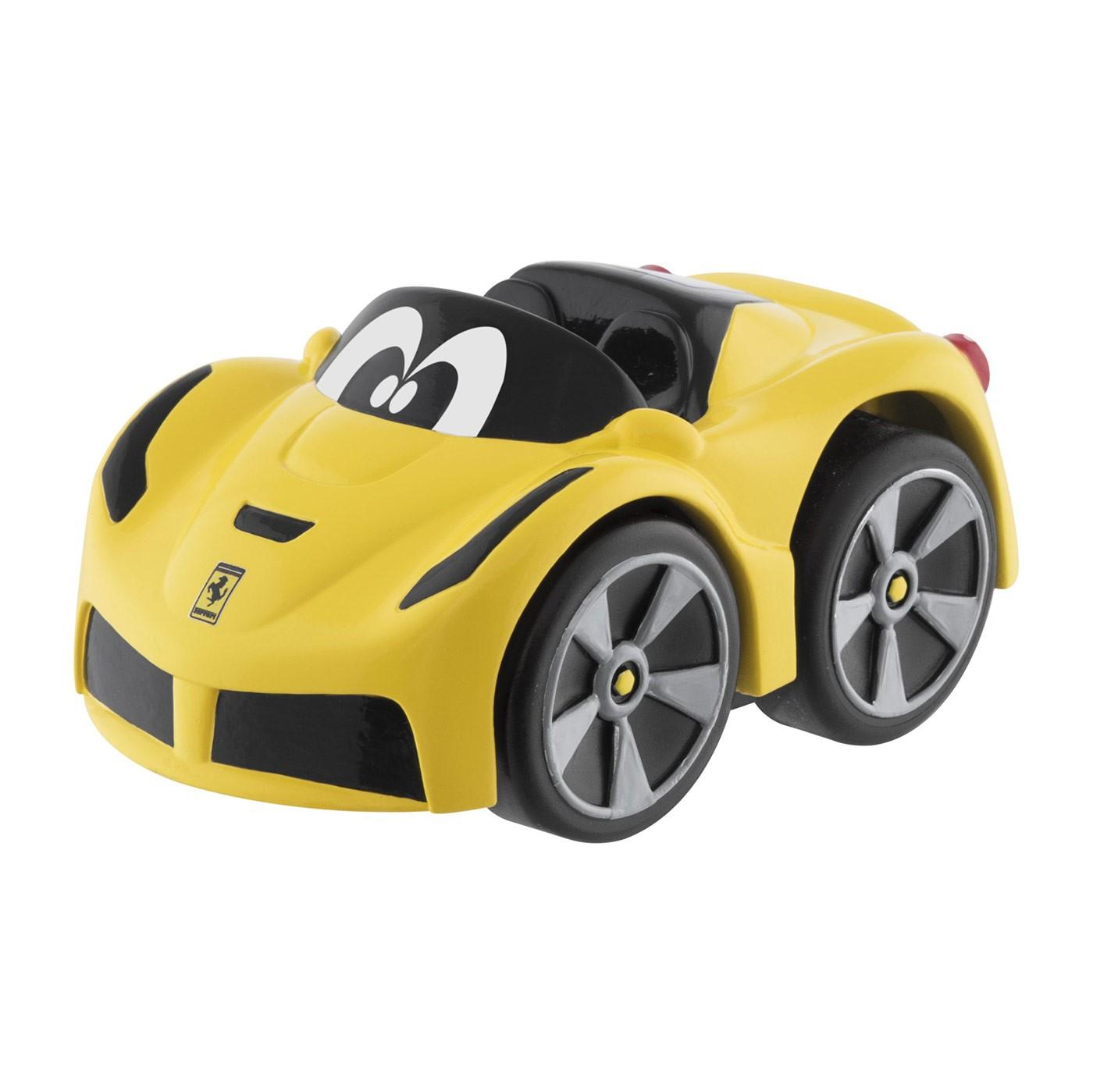 Mini Turbo Touch - Ferrari F12 Yellow