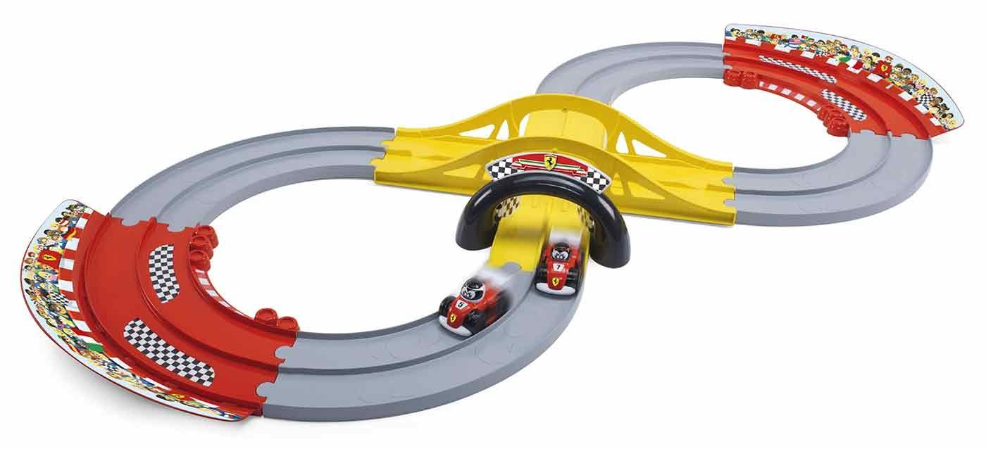 Chicco Rennstall Ferrari
