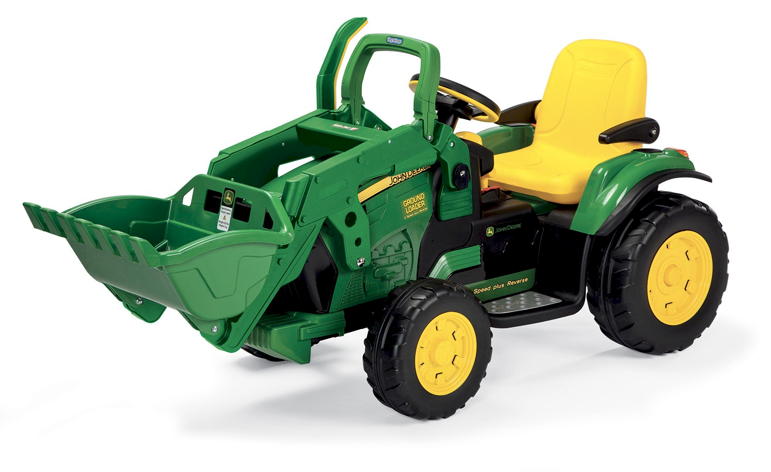 Trattore Peg Perego Ground Loader