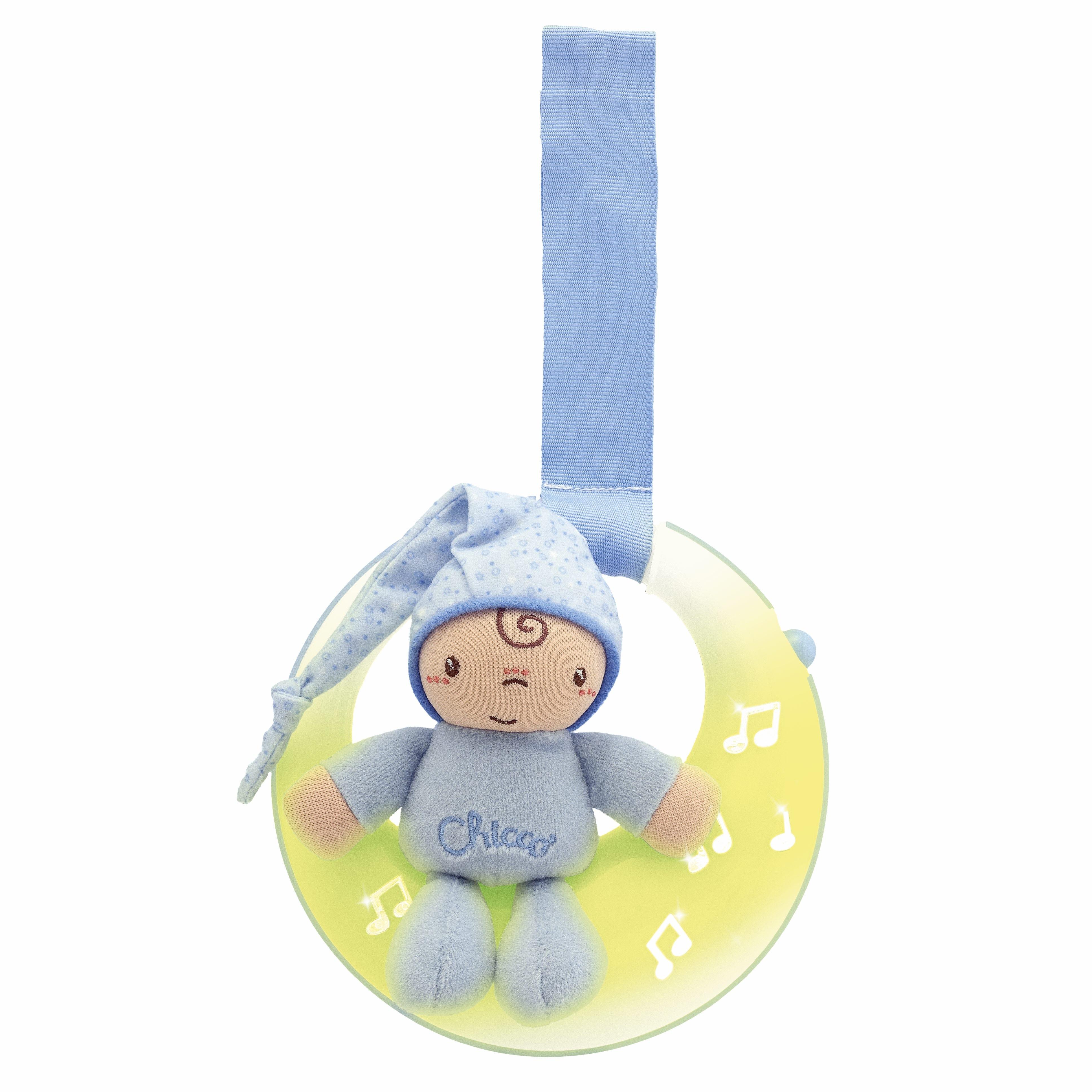 Pannello Goodnight Moon Chicco Blu