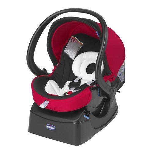 Chicco Kindersitz Bezug Rot