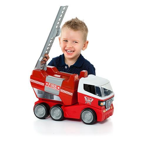 Camion Dei Pompieri Molto