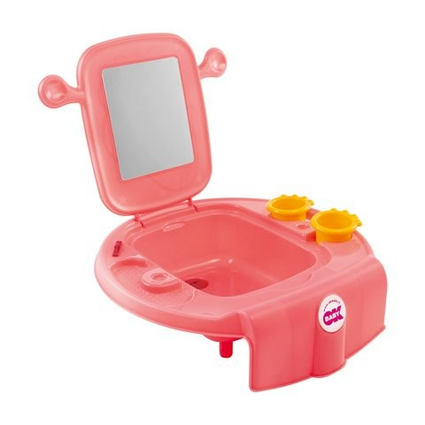 Mini Lavabo Space Rosa
