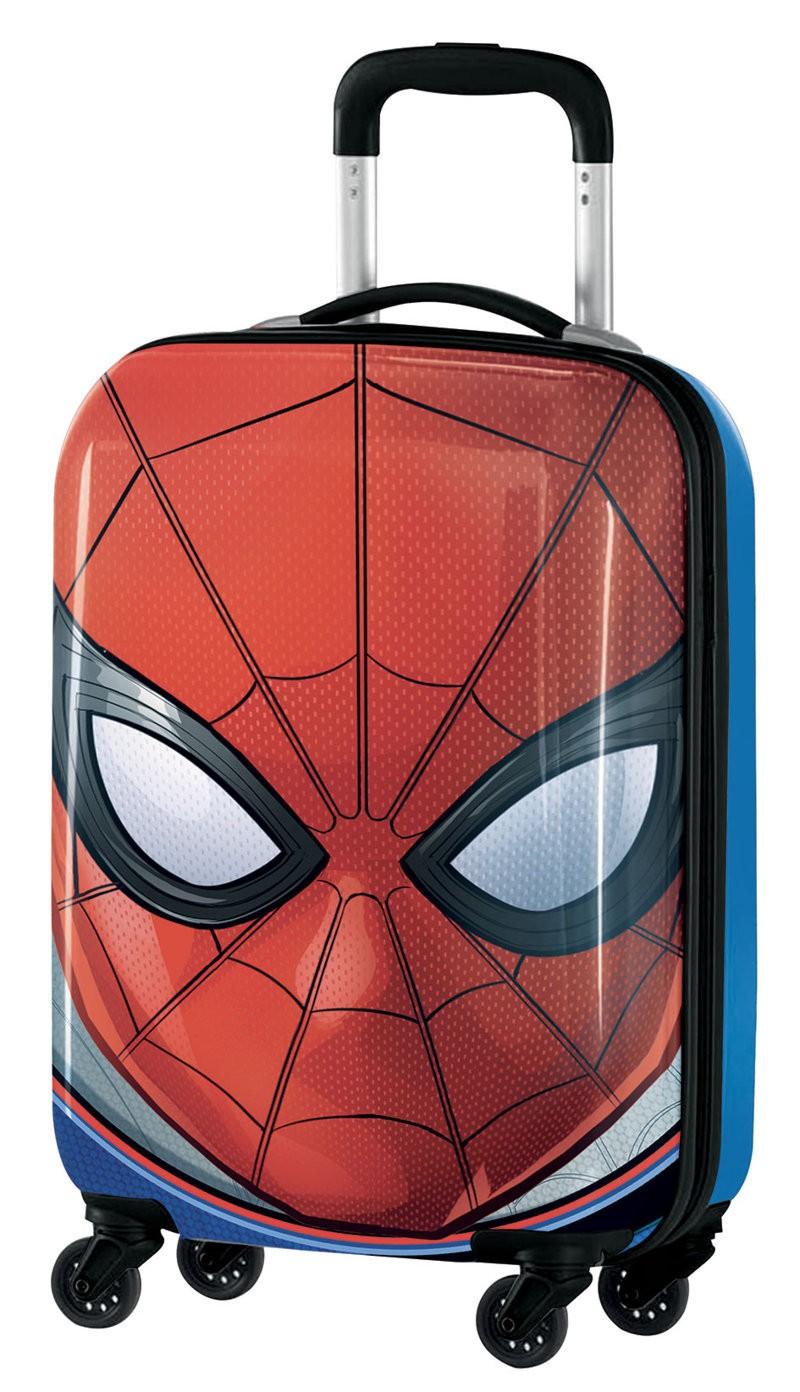 Rollkoffer Spiderman