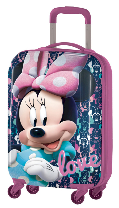 Valise Trolley Minnie
