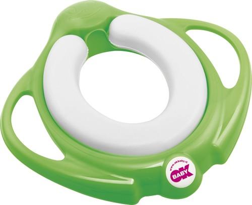 Riduttore per wc Pinguo Soft Verde